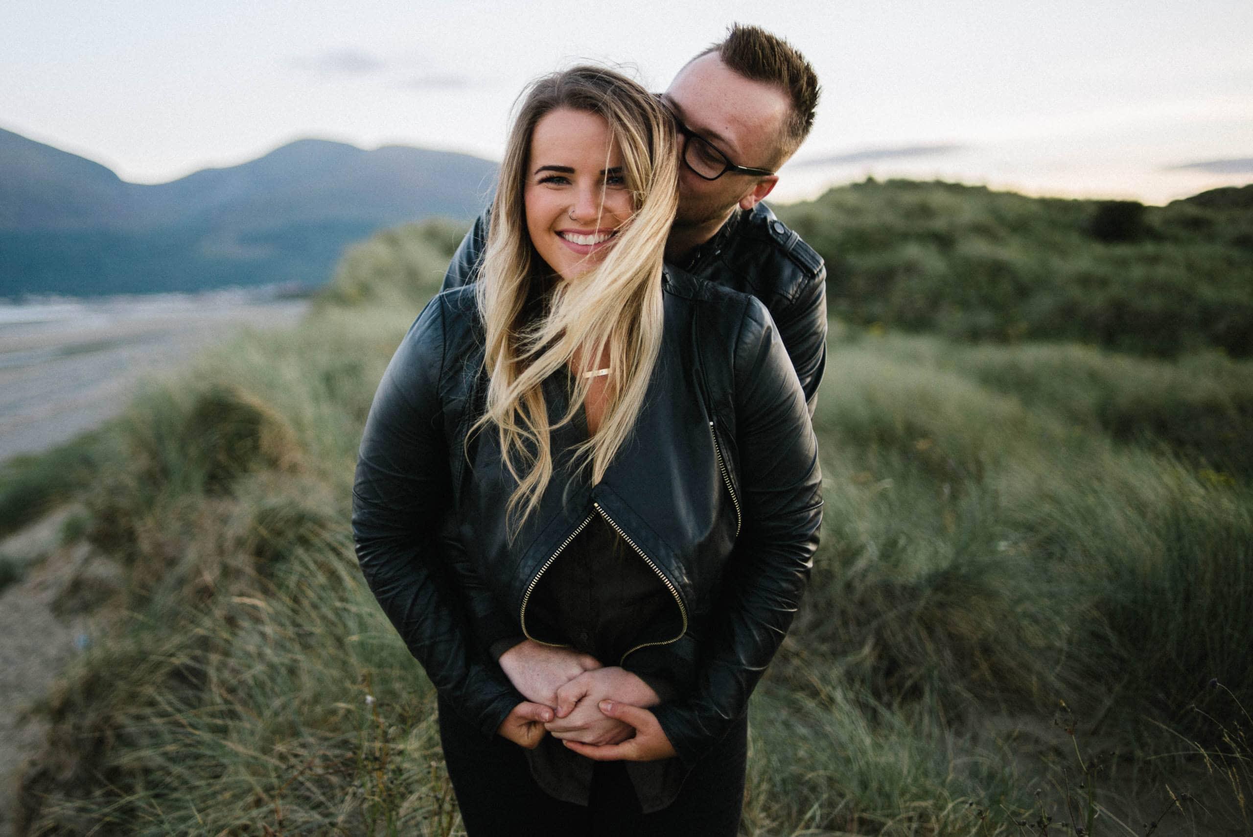 Bethany + Jake Couples Session