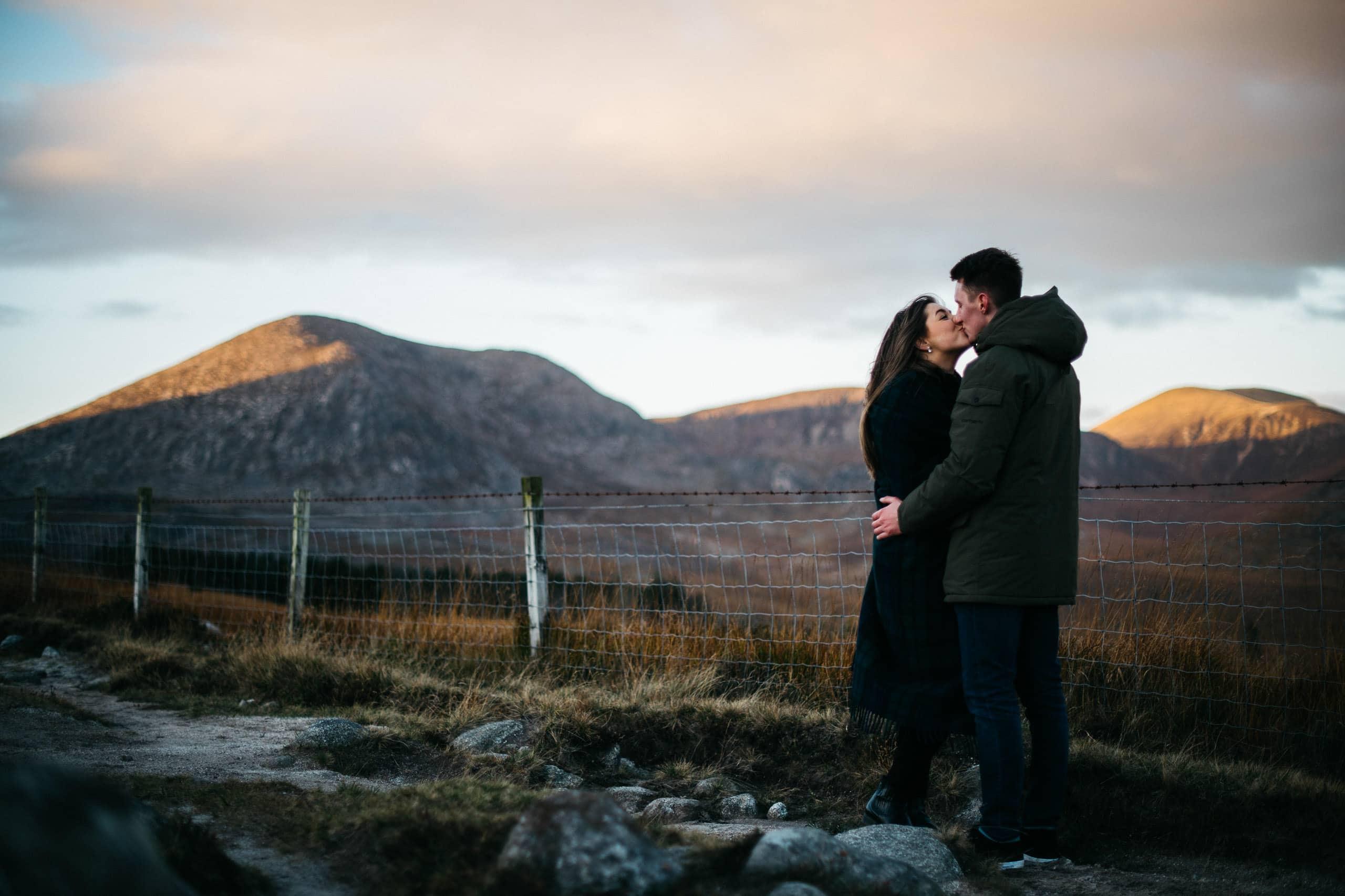 Couples Shoot Outdoors-Lauren + Warren