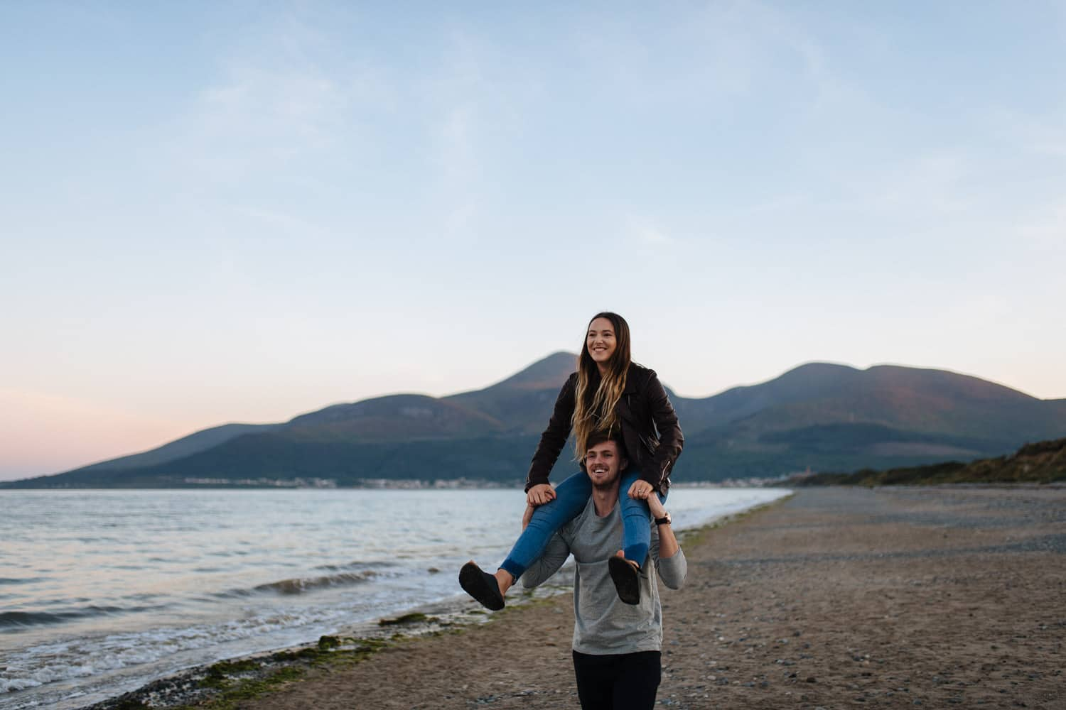 Belfast Engagement Photography
