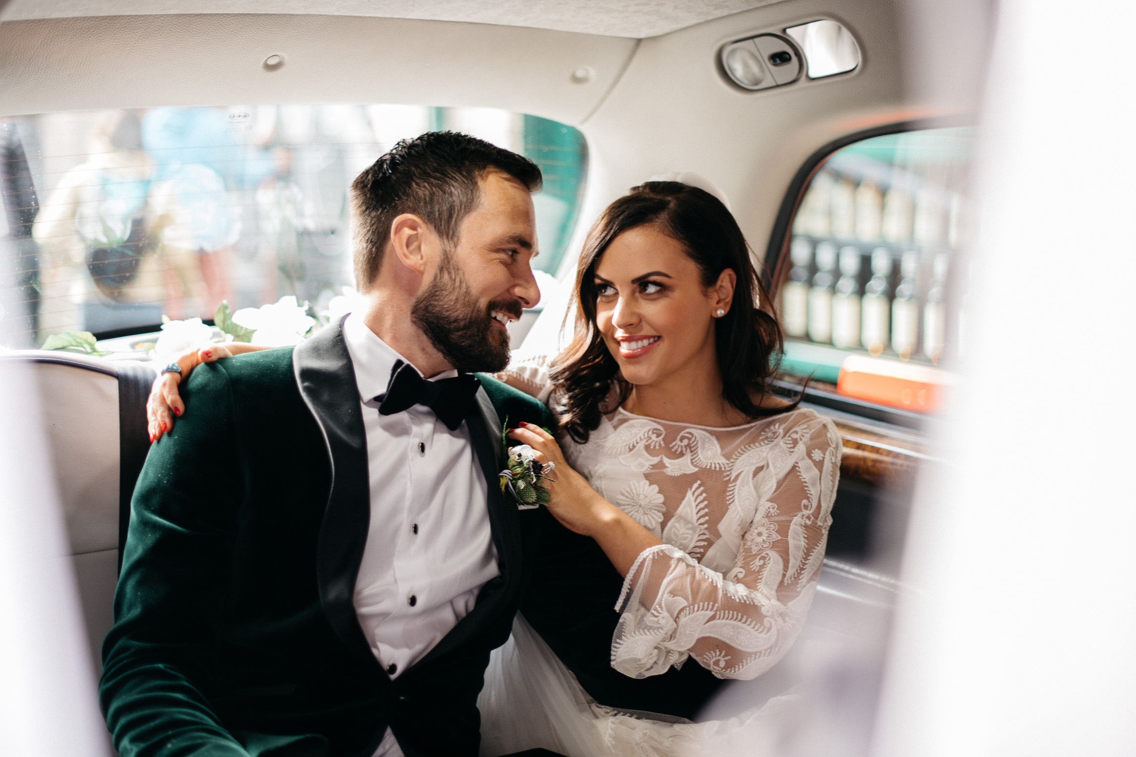 Belfast Wedding Photos -The Belfast Empire Music Hall