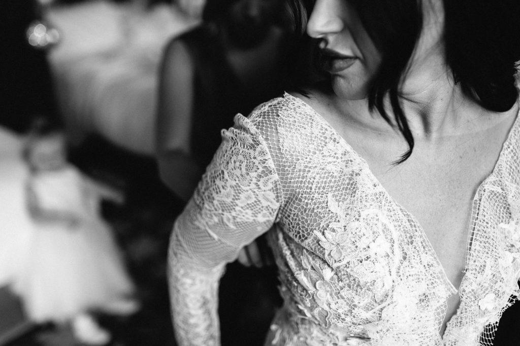 bride getting ready Merchant Hotel Belfast Wedding